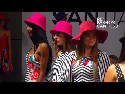 Clara Edwards (Santa Clara) en la 3º versión de Ren Fashion Santiago