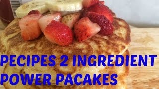 [ RECIPES ]-RECIPES-2 INGREDIENT-POWER- PACAKES -COMPLETE- Full HD