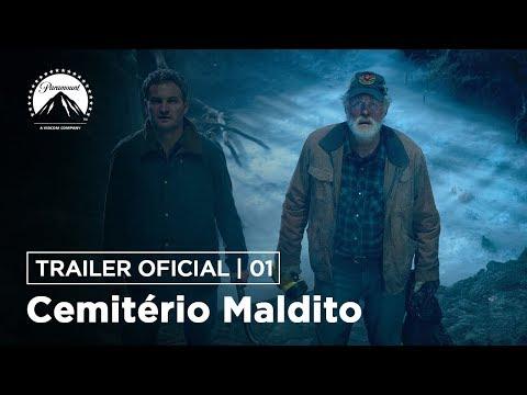 Assista o Primeiro Trailer do Remake do CEMITÉRIO MALDITO da Paramount