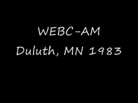 WEBC-AM Duluth 1983.wmv