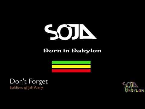 SOJA - Born In Babylon (Album Completo- Full Album) 2009