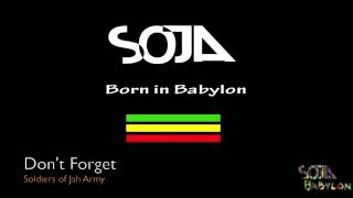 SOJA - Born in Babylon (Album Completo- Full Album) 2009