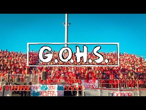 GREAT OAK HIGH SCHOOL NATIONAL SPIRIT COMPETITION SUBMISSION