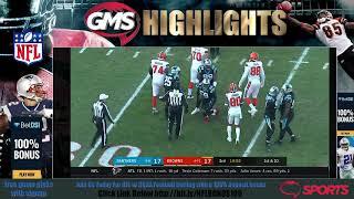 GMS Carolina Panthers vs Cleveland Browns - FULL HD GAME Highlights Week 14