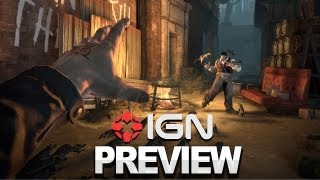 dishonored ign video preview