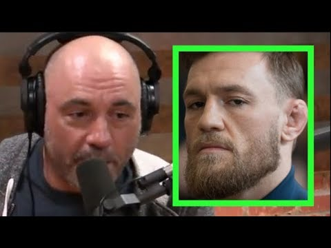 Joe Rogan - Who Knows What Conor McGregor Will Do Next