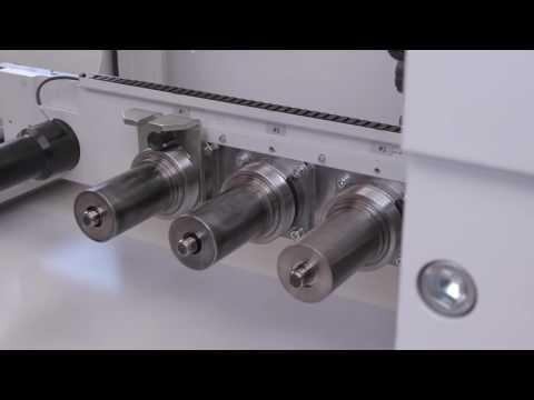 Rohrumformung: Werkzeugerkennung mit t form REB 645