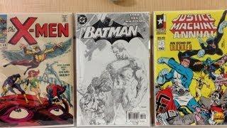 Comic Book Buys /Haul #37