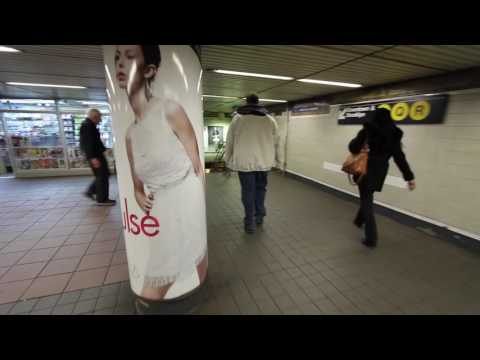 Macy's | 34th Street Herald Square Station Domination