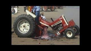 Nan Lmaz Dev Traktor Kazalar