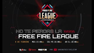 Free Fire League 2020 | Jornada 1