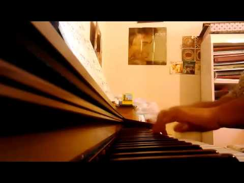 """Sonata in G"" Beethoven, performed by me (1st movement) classical piece."