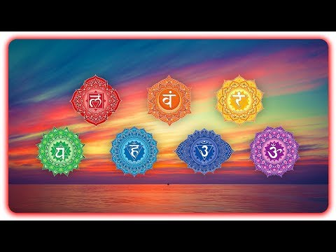 CHANTS to HEAL 7 CHAKRAS ⁂ Full BODY Energy Healing and Aura Cleanse ⁂ Raise Positive Energy