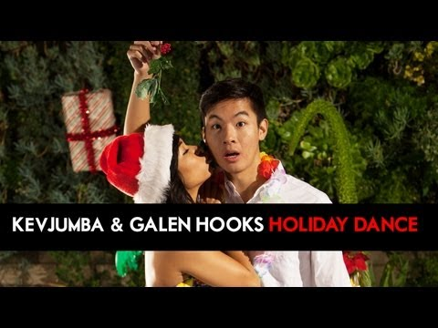 KevJumba & Galen Hooks Give Back - HOLIDAY DANCE for Charity! [DS2DIO]