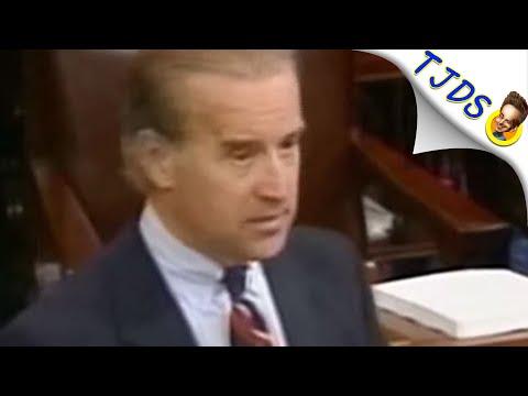 "Biden's Unhinged Tirade Against ""Those People""."