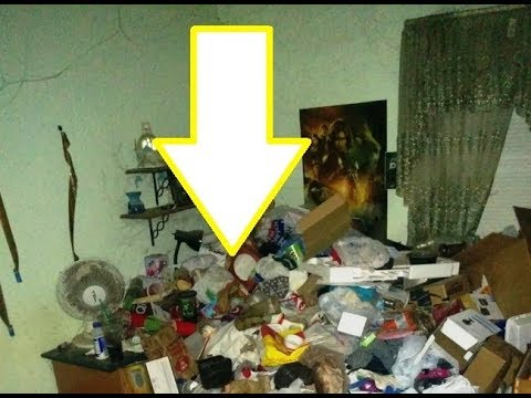 THEIR WEIRD NEIGHBORS MOVED OUT  WHAT THEY FOUND IN THEIR HOUSE IS DISGUSTING