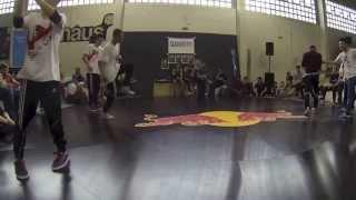 Team Azooka vs Tuma Crew Streetlevel 2013 Halbfinale
