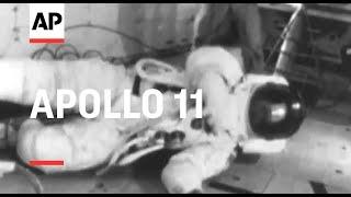 Apollo 11 - 1969 | Movietone Moment | 16 July 2021