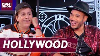 Olha ela! HUGO GLOSS conta como chegou a Hollywood  | Tom Cavalcante | Multi Tom | Humor Multishow