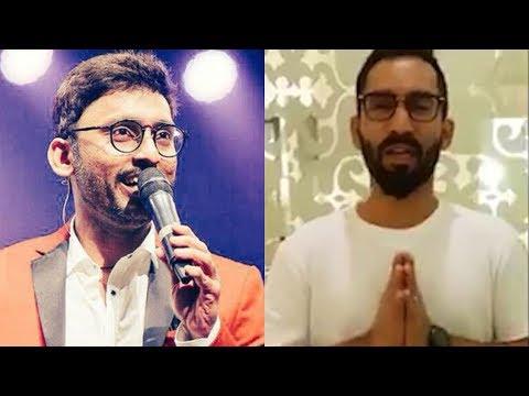 Dinesh Karthik on RJ Balaji's Surprise...