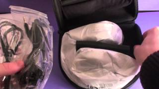 yamaha Pro 500 Headphone Unboxing and First Look