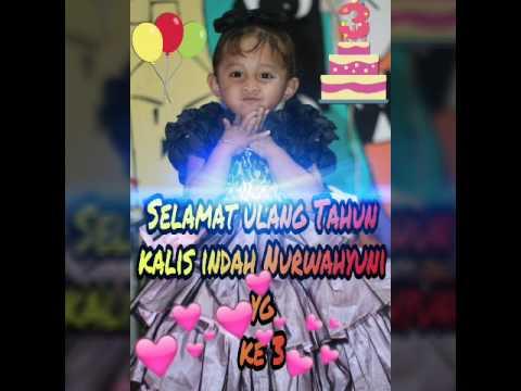 Lagu selamat ulang tahun dangdut koplo