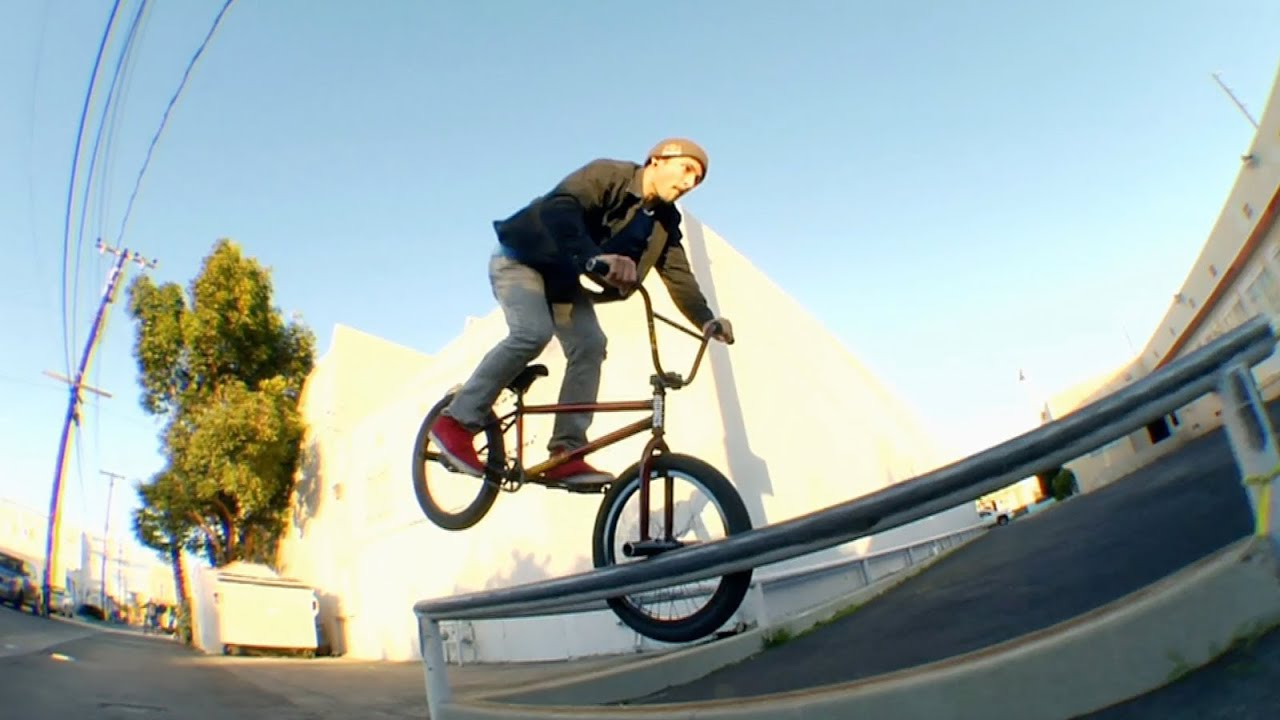 Ride and Seek: BMX Street & Park Sessions in Cali