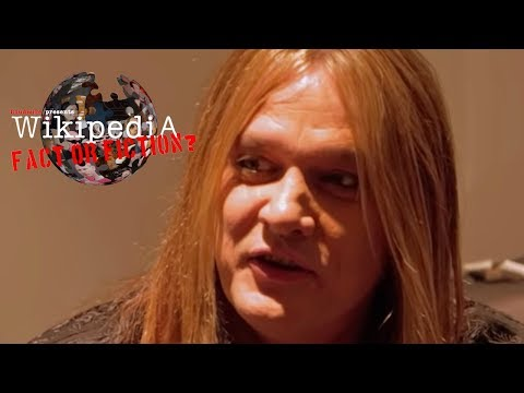 Sebastian Bach - Wikipedia: Fact or Fiction?