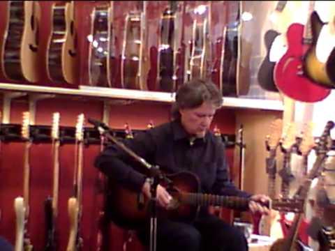 Musik i Butik - Lasse Johansson - No1 Guitarshop II