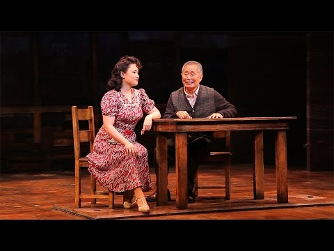 George Takei, Lea Salonga, and Telly Leung Introduce Broadway to Allegiance