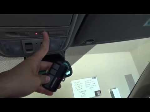2014 Honda Odyssey Garage Door HomeLink Connection Holmes Honda