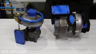 Turbokompressor TKR 6 6.1 TKR. Nima farqi bor?