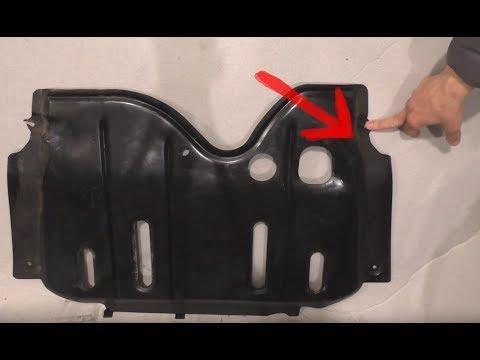 Почему нельзя устанавливать металлическую защиту двигателя на ваш автомобиль?