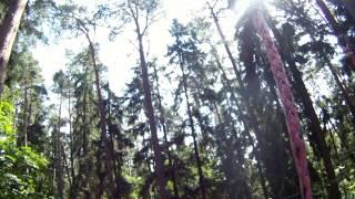 Przygoda w parku linowym dla dzieci – Wisła video