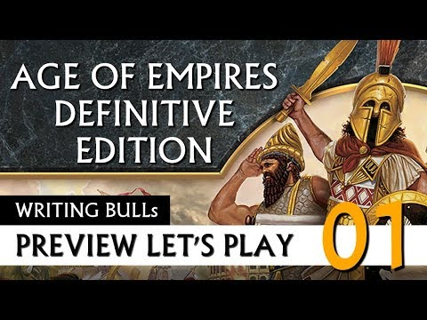 Preview Let's Play: Age of Empires Definitive Edition (01) [deutsch]