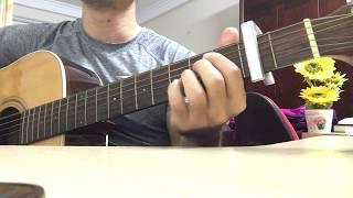 Thái Đinh | Tối nay | Guitar + Hợp Âm