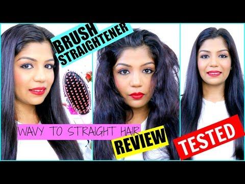 British indian milf musterbet with hair brush