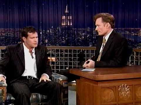 Conan O'Brien 'Dylan Walsh 92904