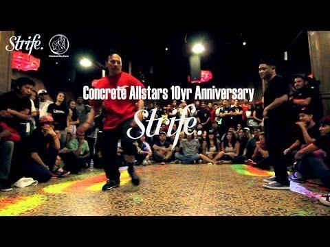 Profo Won vs Sumo | Silverback&UDEF | Concrete All Star 10YR | Footwork Top 8 | Strife.TV