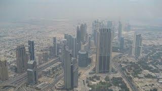 Burj Khalifa.(AT THE TOP)