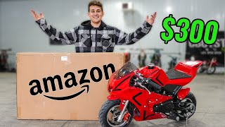 Testing $300 Amazon Pocket Rocket!! (It gets Destroyed)