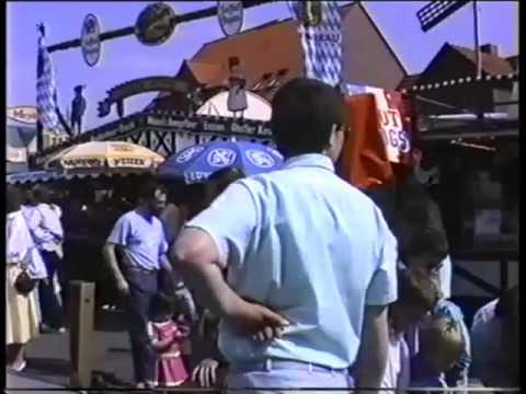 Frühjahrskirmes 1987 in