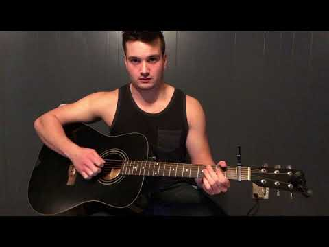 How To Play I'll Wait For You By Jason Aldean On Acoustic/Electric Guitar