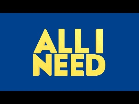 Joel Corry - All I Need (Official Lyric Video)