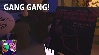 Joining a GANG in VR! Accounting + on the Oculus Quest! Favorite Levels!