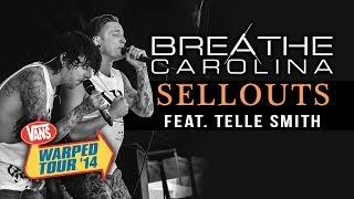 Скачать Breathe Carolina Sellouts Featuring Telle Smith LIVE Vans Warped Tour 2014 Sacramento CA