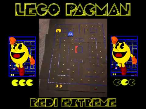 LEGO PACMAN (Stop motion animation) - YouTube