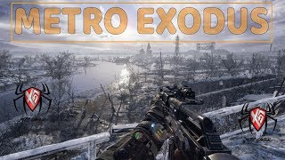 Metro Exodus Highlights Most Thrilled Game