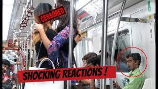 How A Girl Proposed Girl And They Kissed In Public !