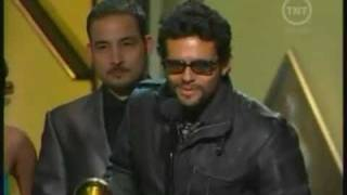 Draco Rosa en Grammy Latin 2009 - Mejor albun de rock vocal thumbnail